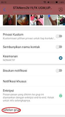 Cara Membatasi Percakapan Anggota Grup WhatsApp Oleh Admin