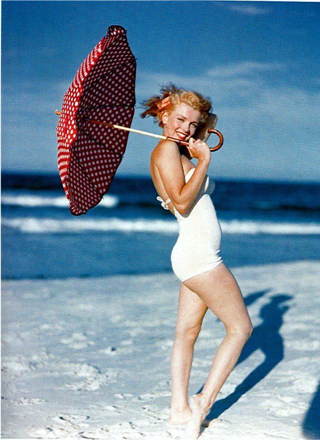 Beautiful Photographs Of Marilyn Monroe Taken By Andre De Dienes In 1949 Vintage Everyday