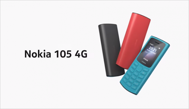 سعر ومواصفات Nokia 105 نموذج 4G