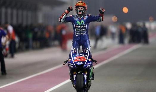 Hasil Kualifikasi MotoGP San Marino, Vinales Start Terdepan