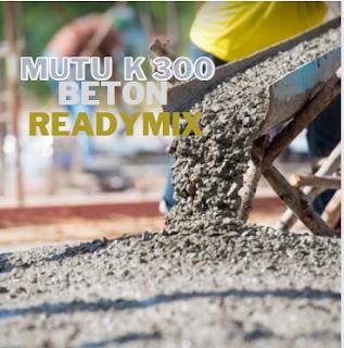Mutu beton K 300