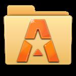 Astro gestor de archivos