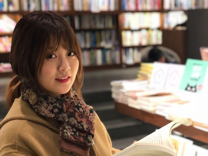 Baek Se Hee Penulis Buku I Want to Die but I Want to Eat Tteokpokki