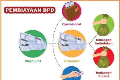 Apa Saja Pembiayaan BPD dalam APBDes?