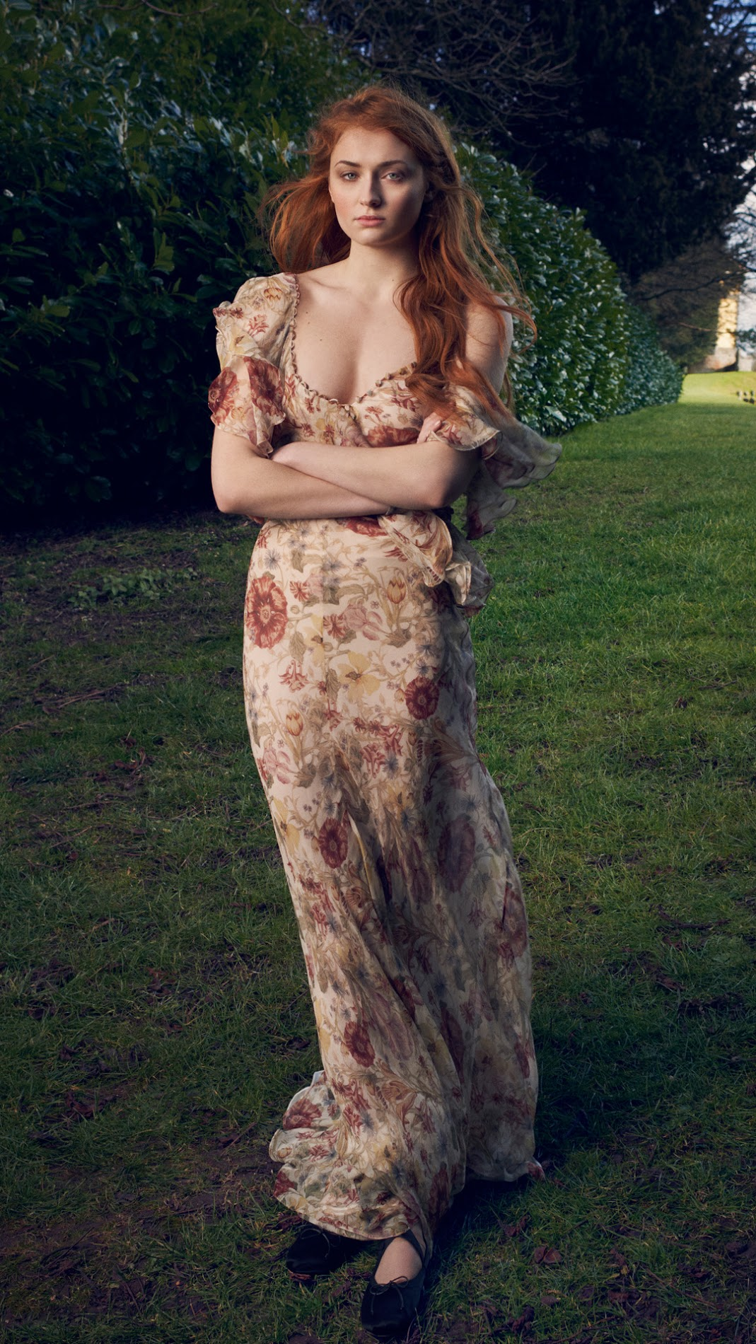 Sophie Turner Mobile Wallpaper