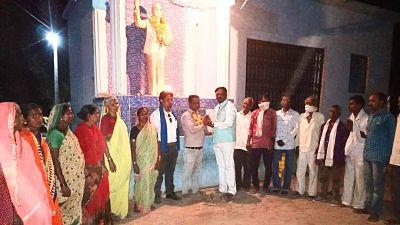 आझाद समाज पार्टीच्या वाशीम जिल्हा प्रमुखपदी इंजि. अजय घुगे