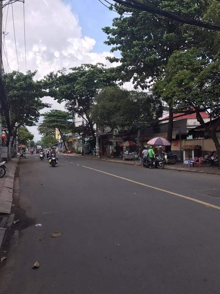 Bán nhà Mặt tiền đường Gò Dầu phường Tân Quý quận Tân Phú. Dt 4,2x16m
