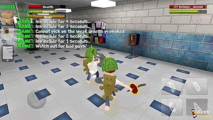 School of Chaos Online