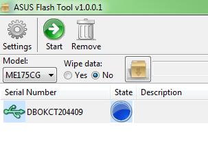 Cara Flash Asus Zenfone 3 ZE552KL