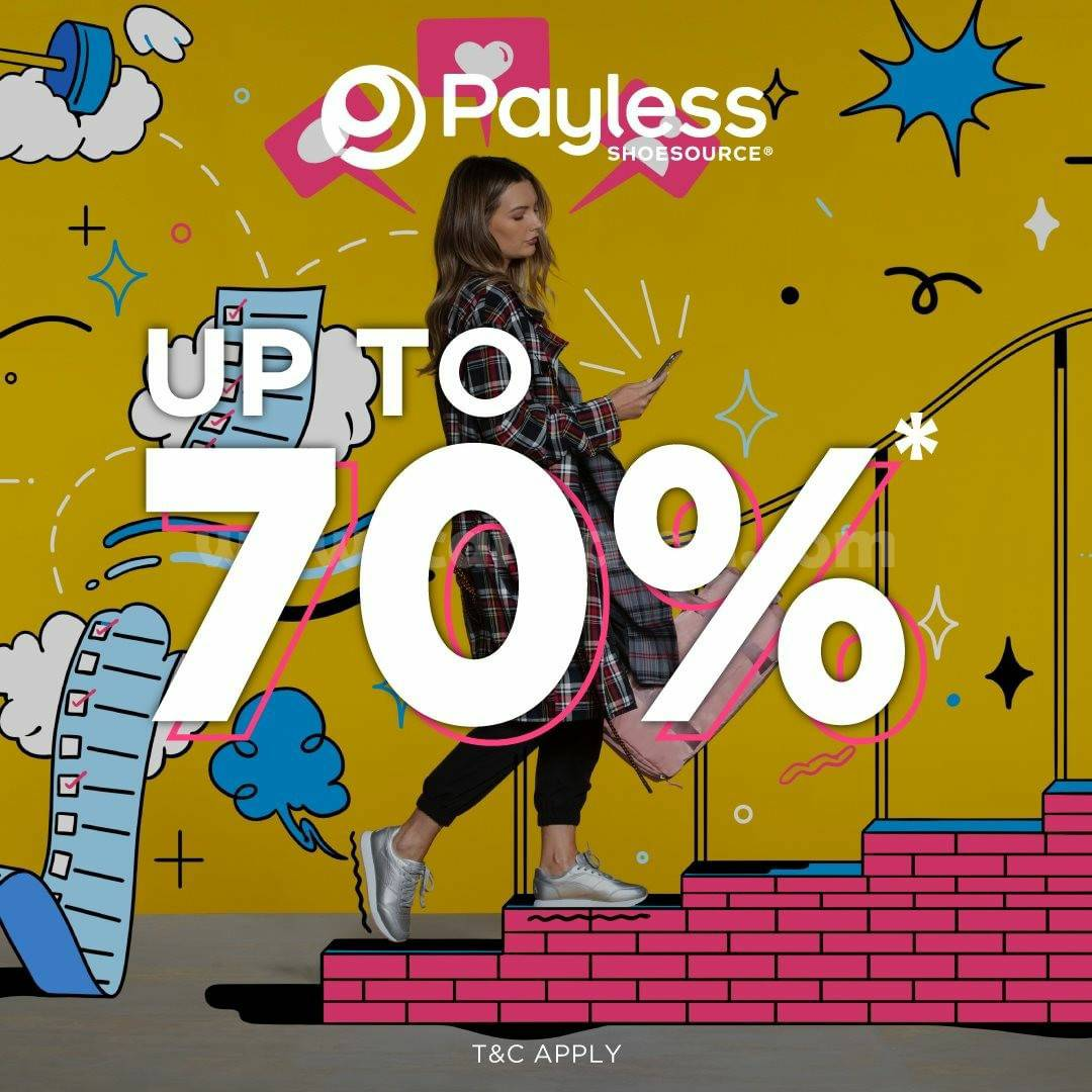 Promo Payless Holiday Sale Up To 70% Off