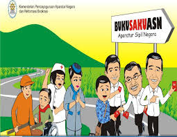 Download Buku Saku ASN Versi Smartphone Android Gratis