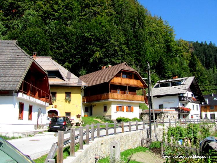 Slovenija, Gorenjska, Kranjska Gora
