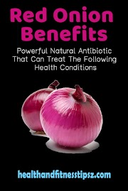 Red Onion – Powerful Natural Antibiotic That Can Treat The Following Health Conditions