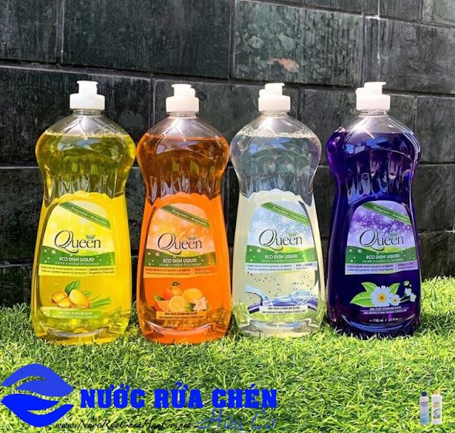 Top 9 nước rửa chén hữu cơ tốt nhất hiện nay