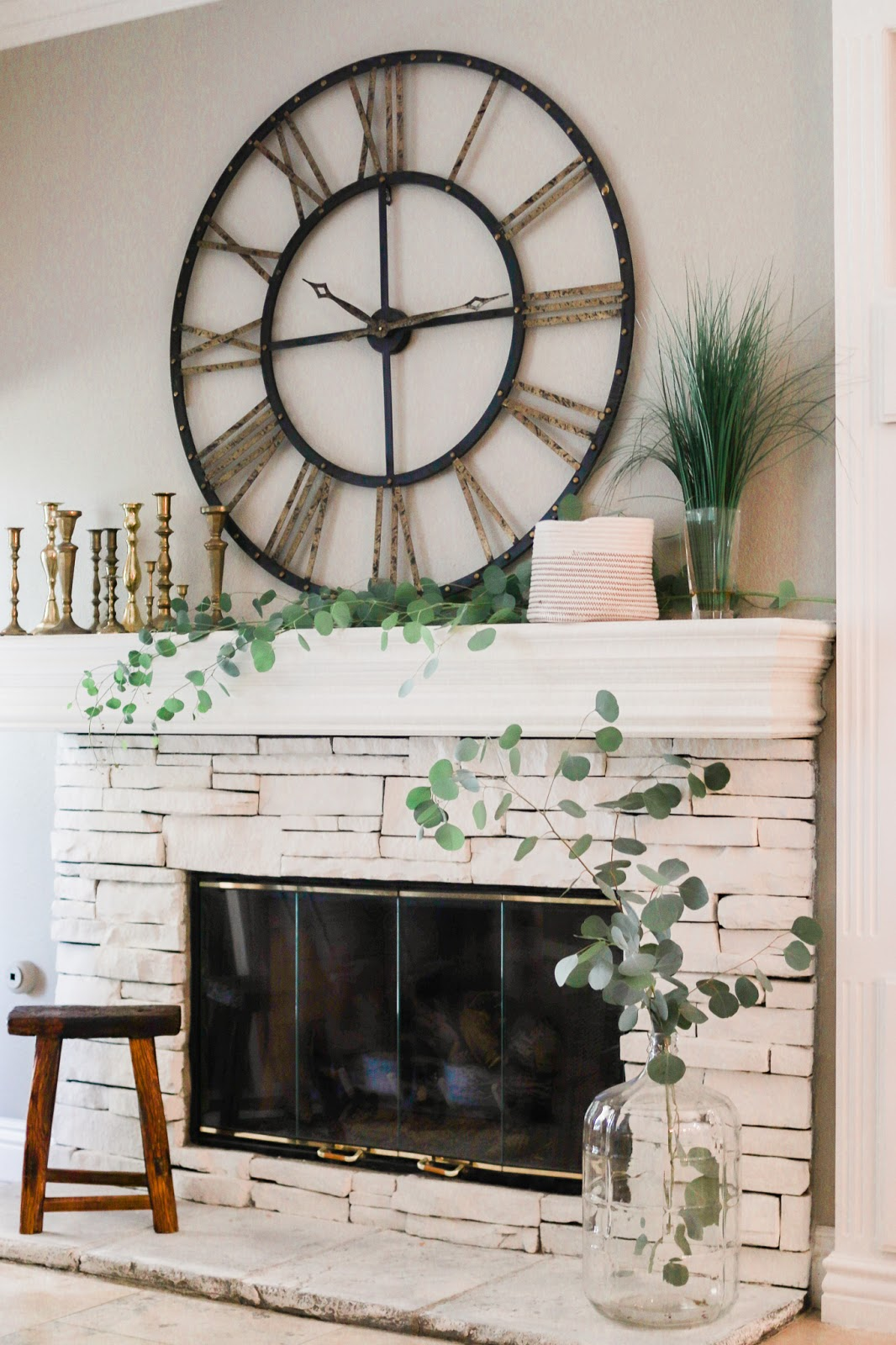 MANTEL MAKEOVER Interior Bloggers In 2019