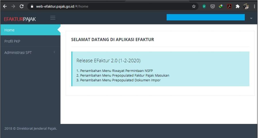 Cara Lapor Spt Masa Ppn Web Based E Faktur 3 0 2020 Tutorial Pajak
