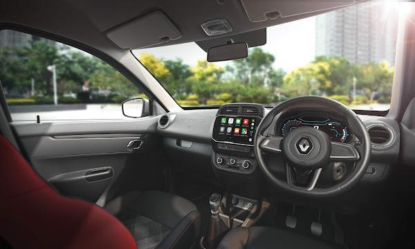 Novo Renault Kwid 2021