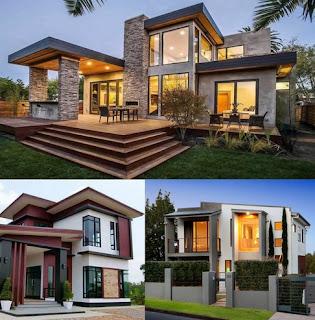 Rekomendasi 100+ Desain Rumah Modern Masa Kini.