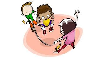 atividade de educação física - jogos cooperativos