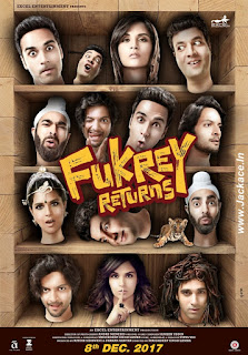 Fukrey Returns First Look Poster 4