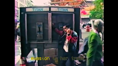 Neon Indian Calling Annie on Pay Phone