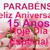 Mensagem de Aniversário 15 Anos Dia Especial Parabéns