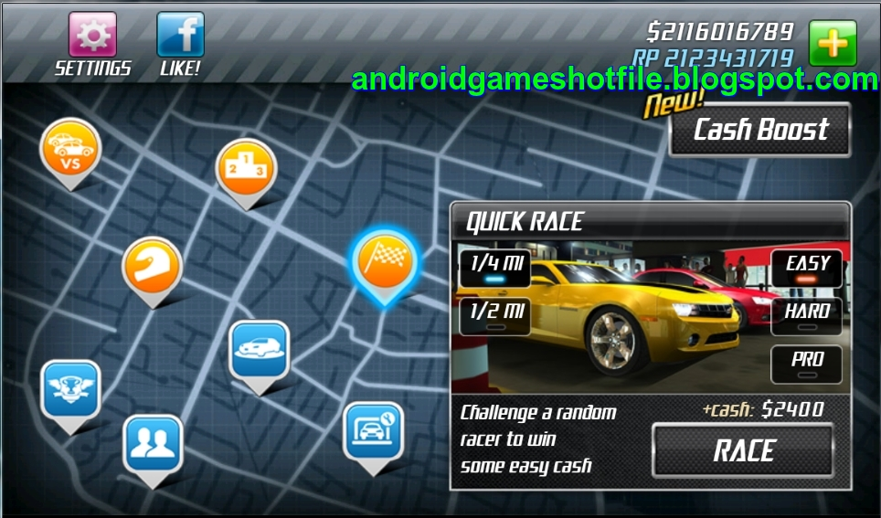 stock car racing unlimited money download