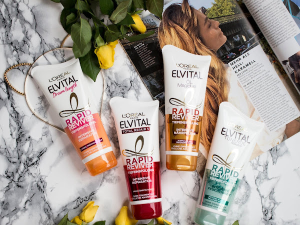 L'Oréal Paris Elvital Tiefenspülung Rapid Reviver