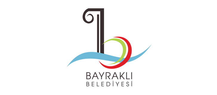 İzmir Bayraklı Belediyesi Vektörel Logosu