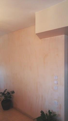 הנמכת תקרה בעבודות גבס בסלון