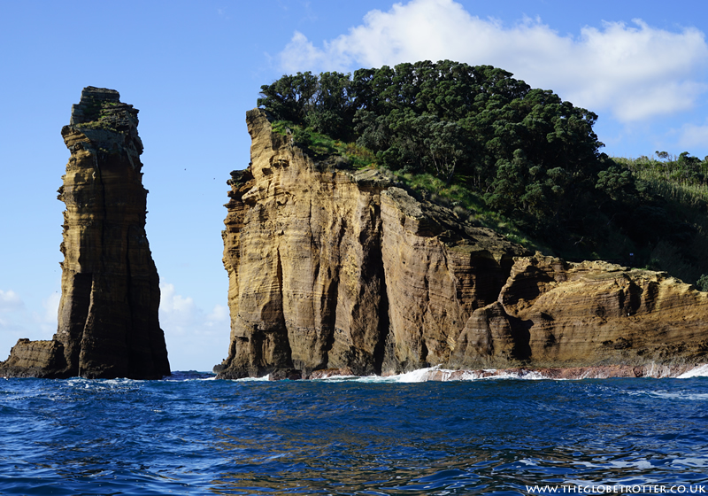 Islet off Vila Franco do Campo