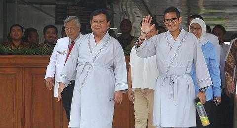 Jejak Prabowo-Sandiaga:untuk Para Pendukung Capres 2024