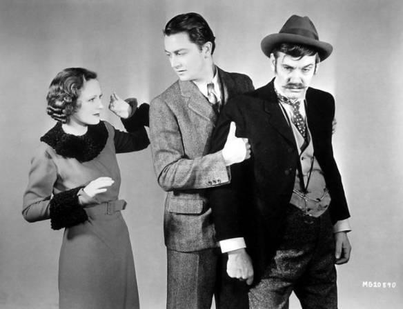 1932. Dorothy Jordan, Robert Young, Walter Huston - The wet parade