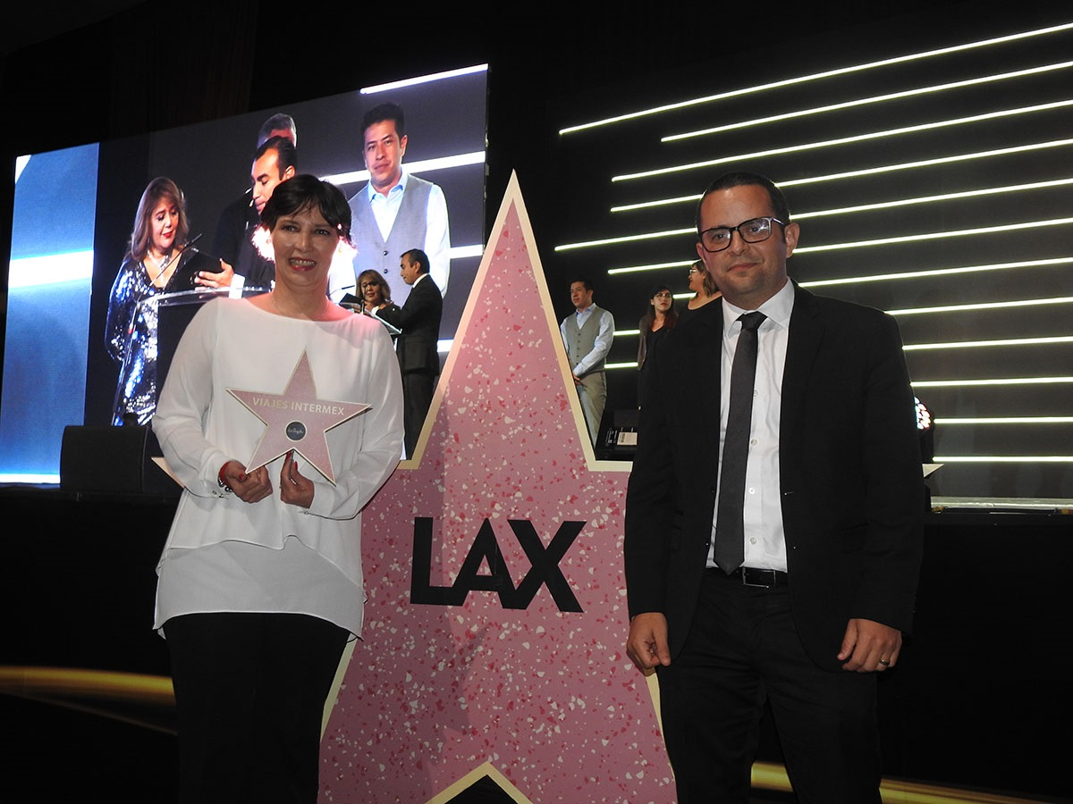 LOS ÁNGELES RECONOCE INDUSTRIA TURÍSTICA AWARDS NIGHT 15