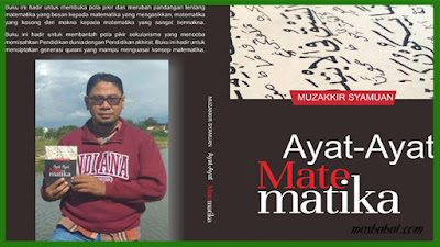 Buku Ayat-ayat Matematika Karya Muzakkir Syamaun