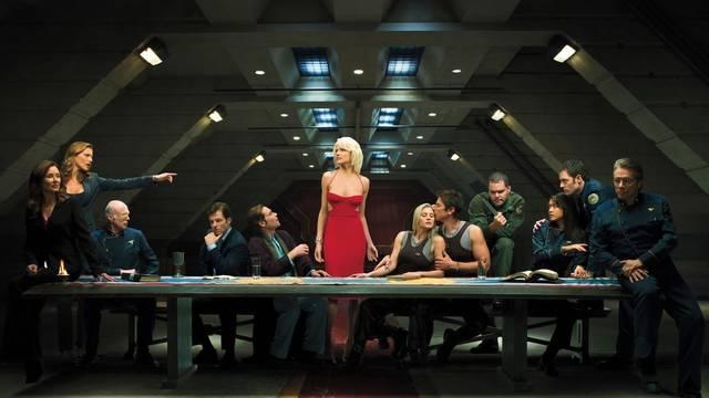 Anunciado reinicio de Battlestar Galactica
