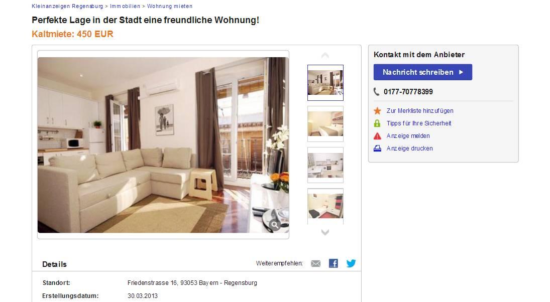 Ebay Wohnungen Hamburg