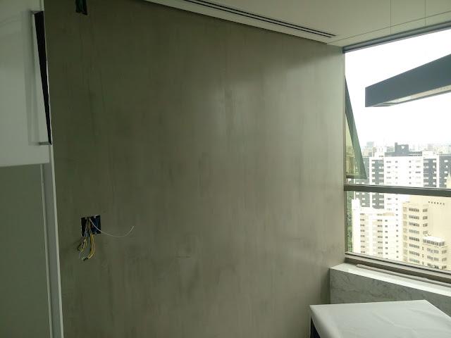 textura concreto parede