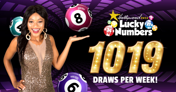 This Week's Lucky Numbers Draws