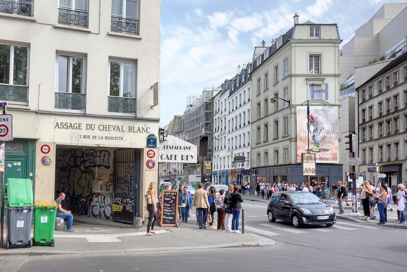 Paris  Passage Du Cheval Blanc La Nouvelle Vie Des Anciens
