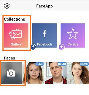 FaceApp - AI Face Editor kya hai aur kaise kaam karta hai? FaceApp in hindi 2019