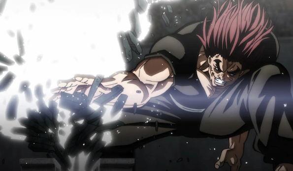 Inilah Teaser Anime Baki Season 2 . Debut di NETFLIX Tahun Ini