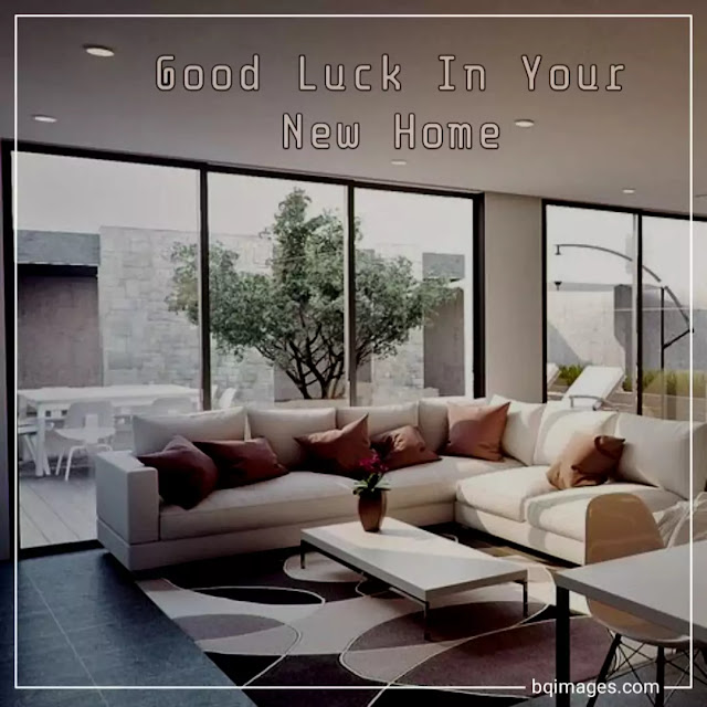 Good Luck In Your New Home Images