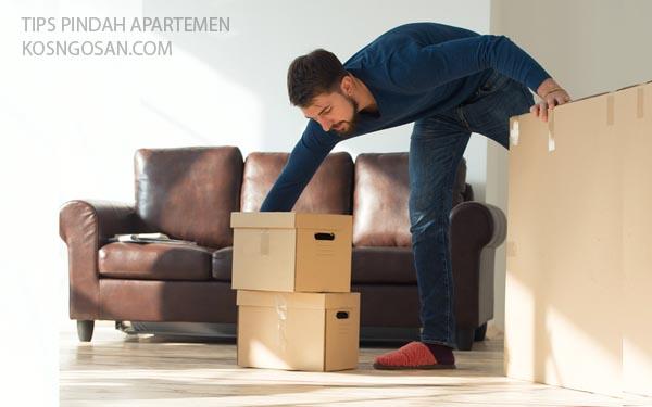 tips pindah apartemen