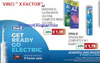 Logo Vinci la finale di X Factor con Oral-B : vinci biglietti