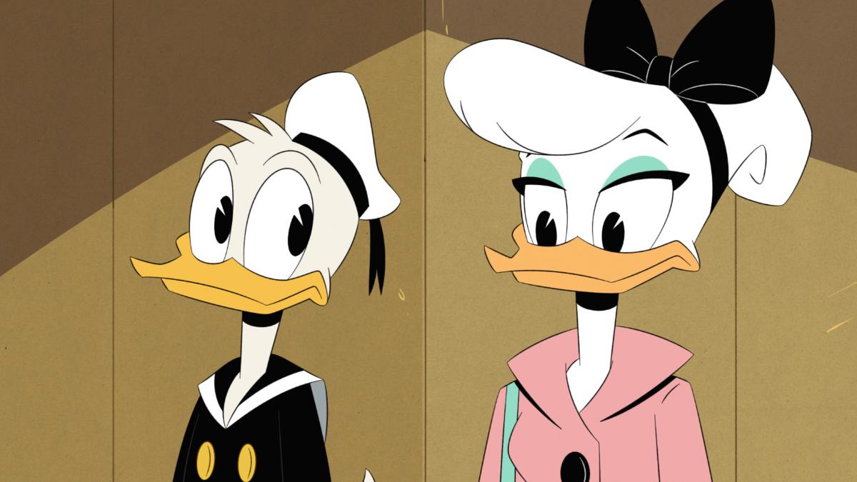 Uk New Ducktales Episode Louie S Eleven Premieres Today On