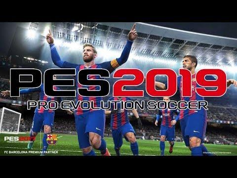 تحميل لعبة Pes 2019 خفيفة من ميديا فاير للكمبيوتر