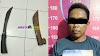 Pelaku Penusukan Asal Jala Ditangkap Tim Puma Polres Dompu