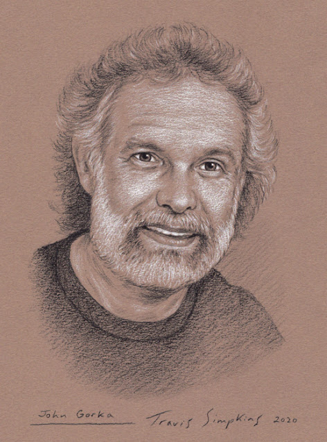John Gorka. Folk Musician. Singer-Songwriter. by Travis Simpkins