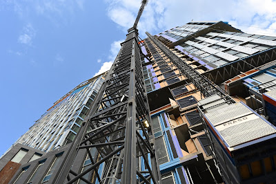 Wilson and Elm: Carr Properties, Bethesda, Bozzuto, Clark Construction, Shalom Baranes, Insight Property Group